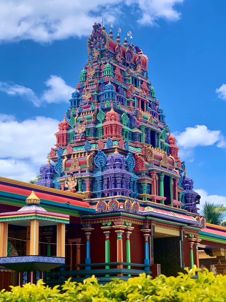 Temple Sri Siva à Nadi, Fidji