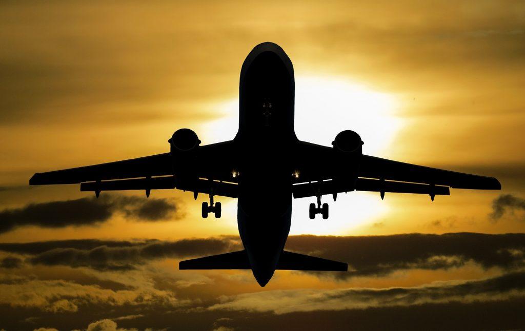 Vol en destination des Fidji